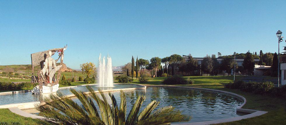 Un'oasi a pochi chilometri dal centro della capitale